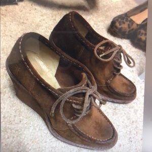 Frye Wedge Shoes